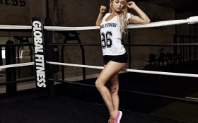 Maddie for Global Fitness